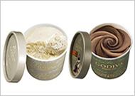 【贅沢アイス】GODIVAのカップアイスクリームをプレゼント!朝食付き